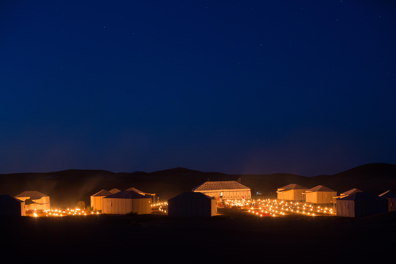 Main Camp lightened