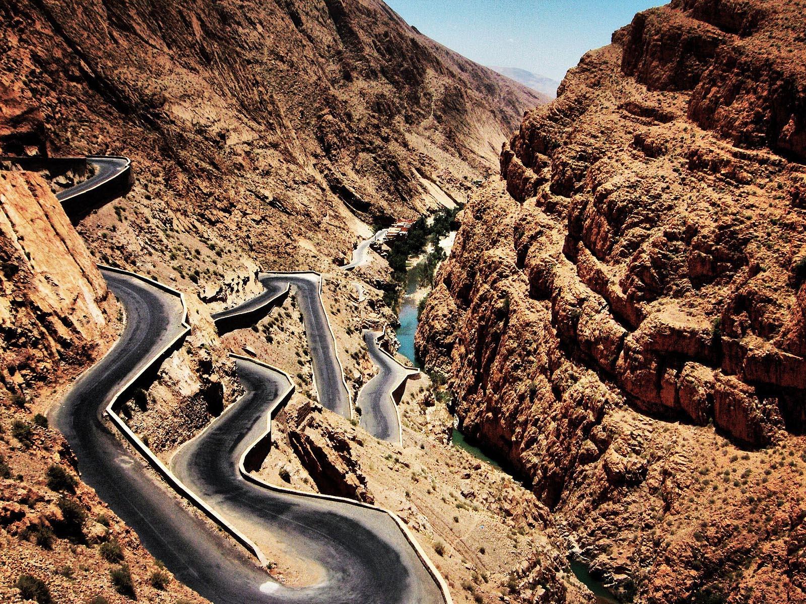 Gorges & Desert
