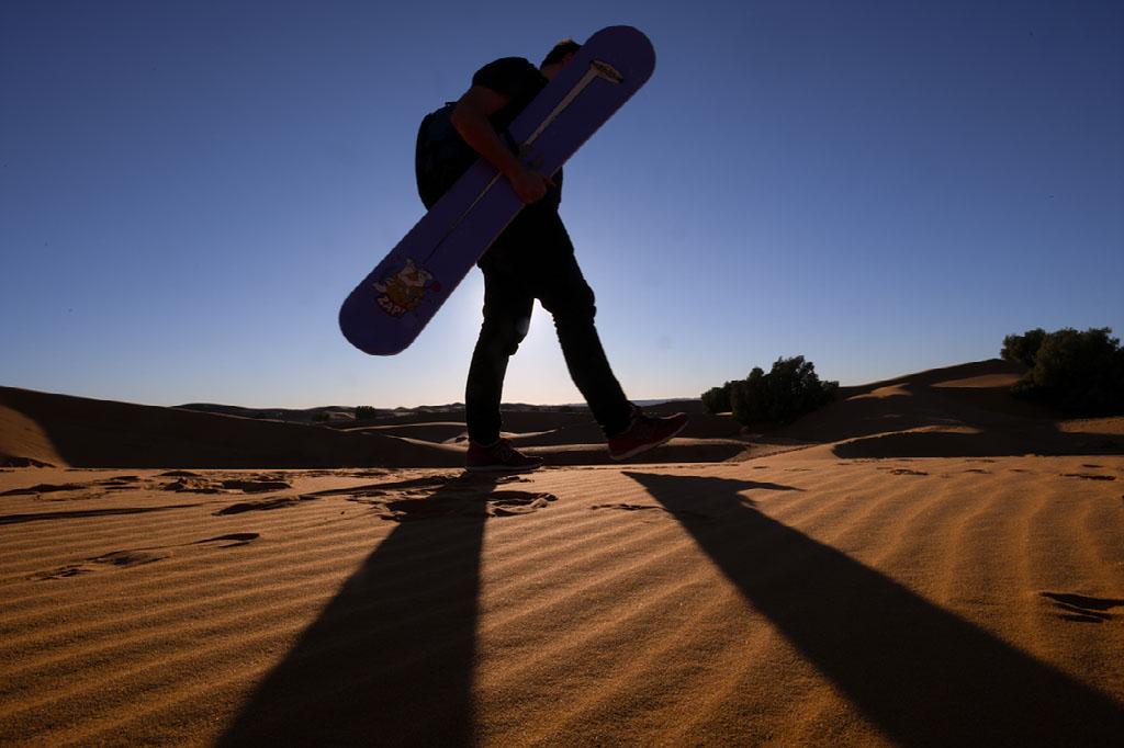 Sandbording
